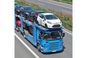 Автовоз, Евакуатори на 3 авто, Критий евакуатор.