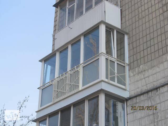 купить бу Балконы и окна в Киеве.  в Украине