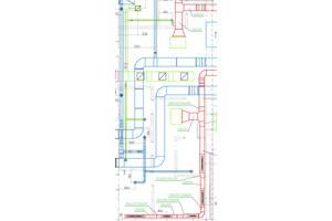 Бригада виконає монтаж систем вентиляції відповідно до Вашого проекту. Великий досвід роботи.