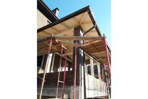 Будівництво та реконструкція будинків
