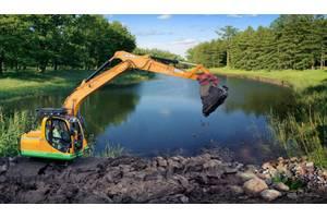 Чистка водоемов, чистка озер