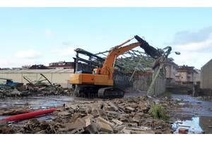 Демонтаж, вывоз мусора, земляные работы по всей Украине