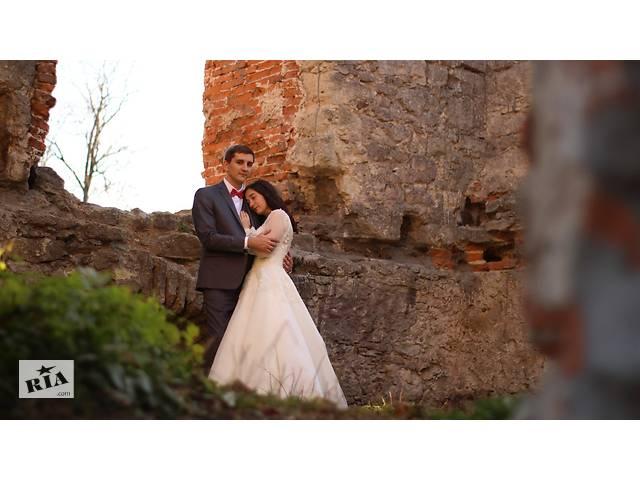 Фото- відеозйомка вашого весілля- объявление о продаже  в Львовской области