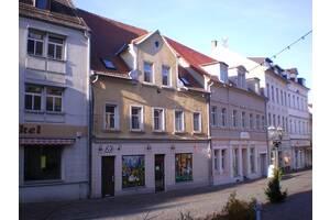 Германия, - продам свой 3-этажный дом в пешеходной зоне города - центра округа