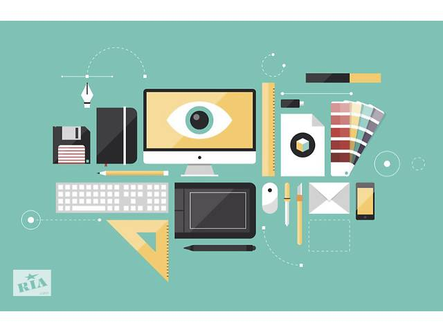 купить бу Графический дизайн  в Украине