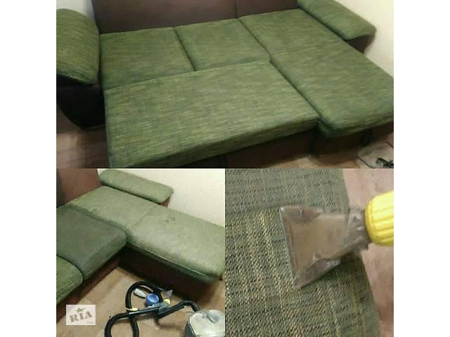 купить бу Химчистка ковров и мягкой мебели в Харькове