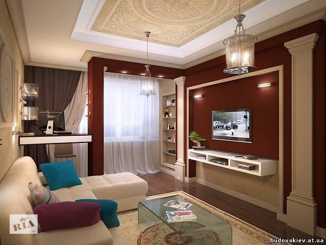 купить бу Комплексний та частковий ремонт квартир.  в Украине