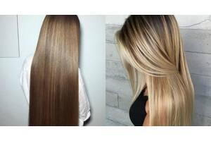 Ламинирование и кератиновое выпрямление волос