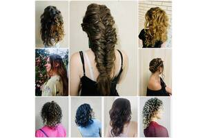 Макіяж, зачіски, повний образ, весільний стиліст