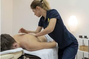 Масаж. Центр масажної терапії - AL'MA. Івано-Франківськ
