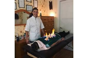 Массаж, телесная коррекция, огненный массаж, кинезиология