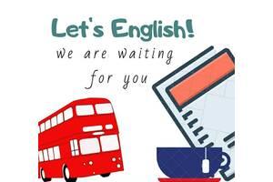 Набор в группу английского языка. Репетитор по английскому