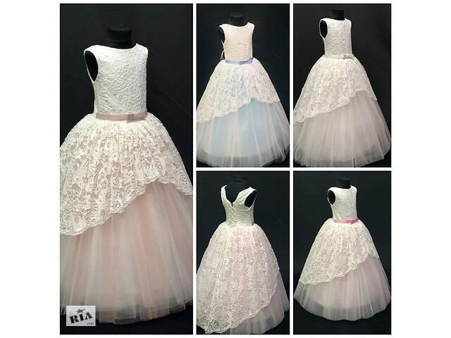 продам Нарядные бальные детские платья Опт, Дропшиппинг бу  в Украине