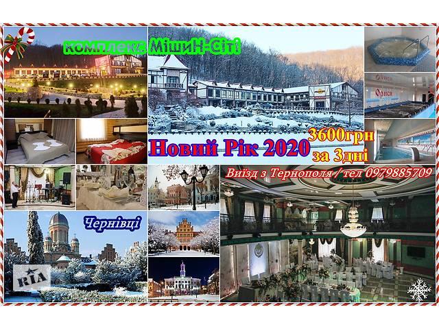 продам Новый Год Мишин-Сити! 3дня/2ночи(30-31-1.01) бу  в Украине