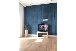 Обивка стен (драпировка) стен тканью стеновые панели