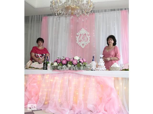 бу Оформление, декор, флористика любого праздника и заведения. в Киевской области