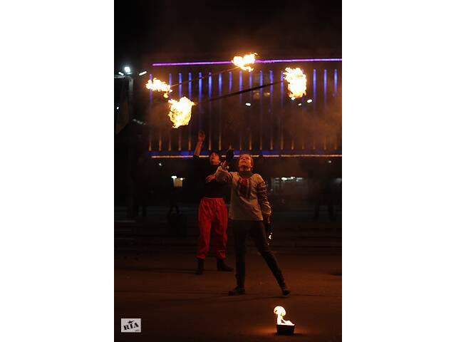 """продам Оненное-,Пиротехническое- шоу, Огненные инсталляции Art Group """"Fire Stream"""" бу  в Украине"""
