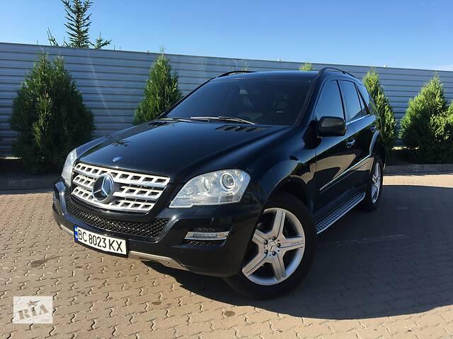 купить бу Оренда авто з водієм, трансфер Mercedes-Bens ML  в Украине