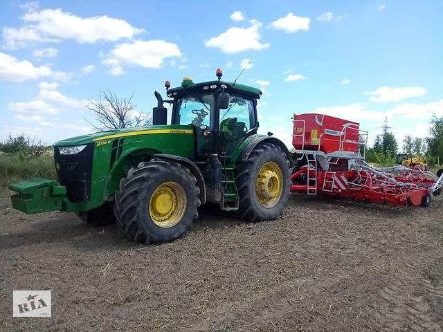 продам  послуги по посіву сільськогосподарських культур агрегатом Джон Дір бу  в Украине
