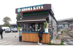 Продам діючу франшизу «Арома Кава»