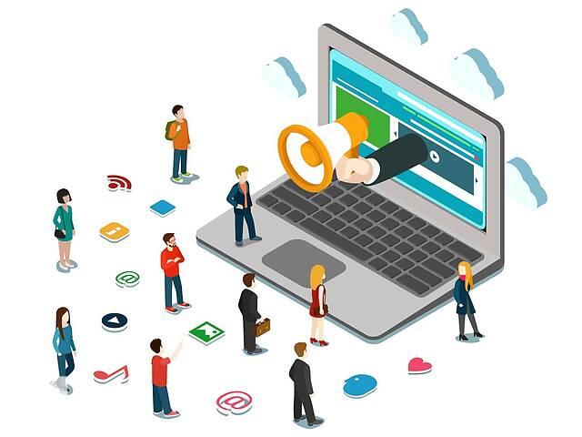 бу Продвижение вашего бизнеса, блога, идеи в Instagram и Facebook.  в Украине