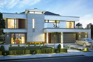 Проектирование энергоэффективных домов коттеджей индивидуальное.