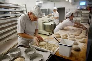 Работник продукции в Пекарню