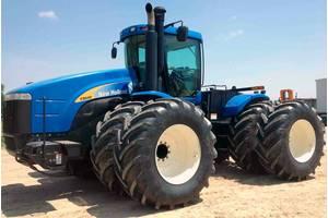 Ремонт гидравлики трактора New holland