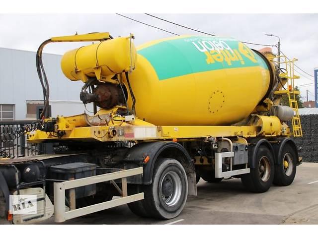 продам Ремонт гидравлики бетоносмесителей Baryval бу  в Украине