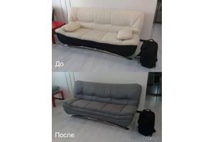 Ремонт, сборка, перетяжка мягкой мебели на дому у клиента Хмельницкий