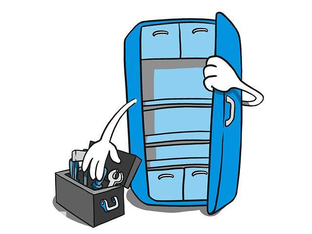 продам Срочный ремонт холодильников на дому. Харьков.  бу в Харькове