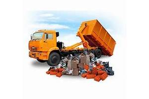Срочный вывоз строительного мусора в Харькове и области