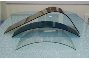Стекло каленное, многослойное (триплекс), гнутое, стеклопакеты по индивидуальным размерам