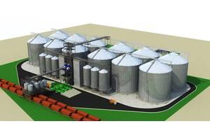 Строительство фермерских элеваторов (укладка бетона, изготовление и монтаж металла)