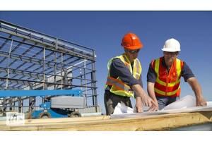 Строительство жилых и не жилых сооружений