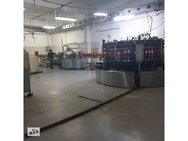 бу Современный завод по производству б/а напитков и минеральной воды в Львове в Львове