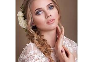 Свадебный макияж и прическа Житомир