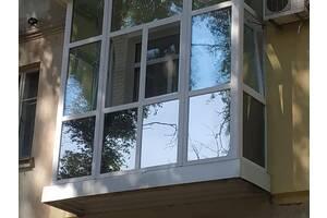 Тонировка стеклопакетов солнцезащитными пленками