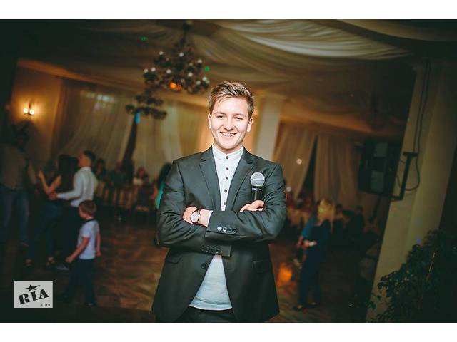 купить бу Ведущий на свадьбу ! Ростислав Ковалишен!  в Украине