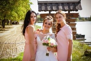Видеосъемка свадебная