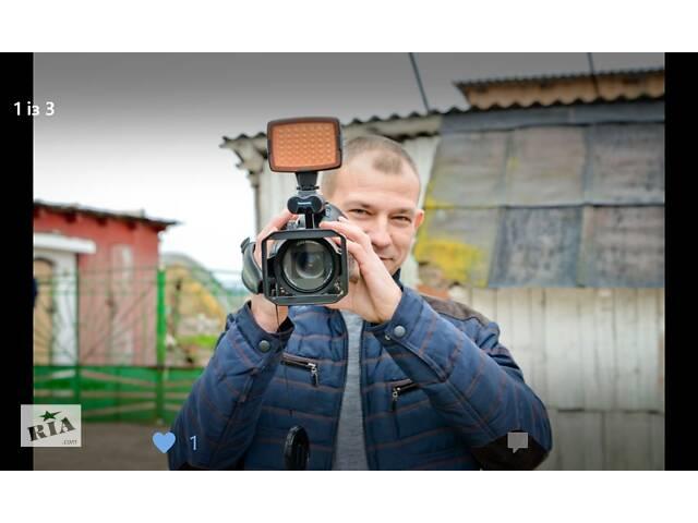 продам Профессиональная видеосъемка бу  в Украине