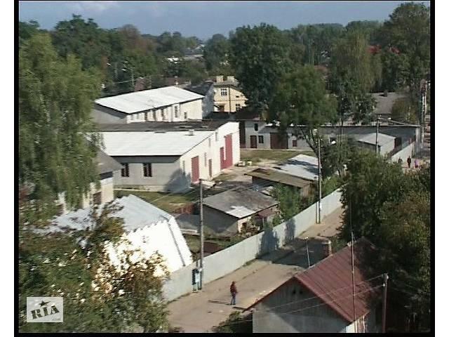 продам Инвестиции в коммерческую недвижимость Львовская область г. Яворов бу  в Украине