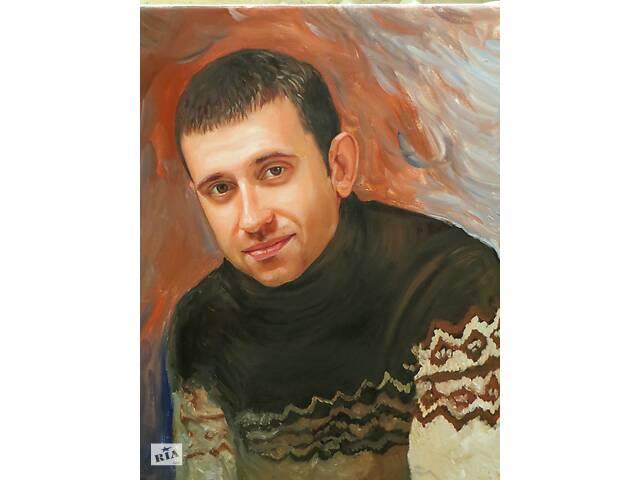 купить бу Заказать портрет маслом в Полтаві