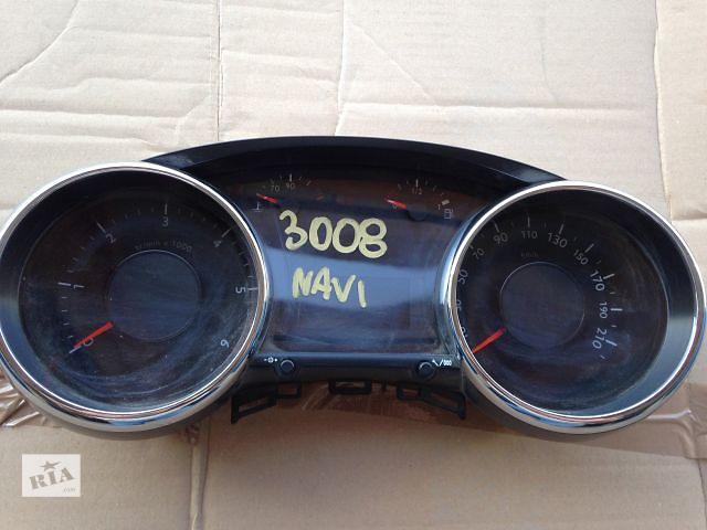 продам Щиток приборов Peugeot 3008 / Пежо 3008 ( подушки безопасности, торпедо, бампер, крылья, капот, четверть) бу в Львове
