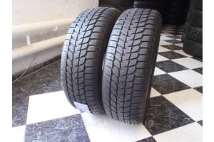 Шины бу 195/65/R15 Bridgestone Blizzak LM-25 Зима 8,09мм 2016г