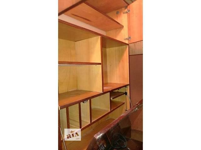 купить бу Шкаф для хранения вещей, книг и документов, с раскладным столом. в Днепре (Днепропетровск)