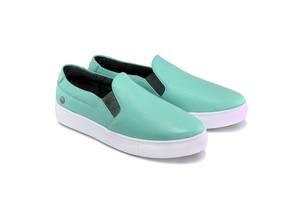 Шкіряні туфлі (сліпони) на платформі Donna Ricco - Жіноче взуття в ... 63f052557af28