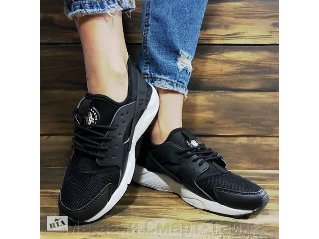 5706ce3b045eed Кросівки/Кросівки жіночі Nike Huarache. Два кольори! Розпродаж!- объявление  о продаже