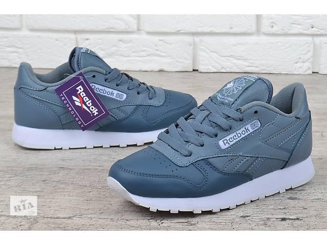 Кросівки жіночі шкіряні Reebok Classic Niagara - Жіноче взуття в ... 6a74027a78b70