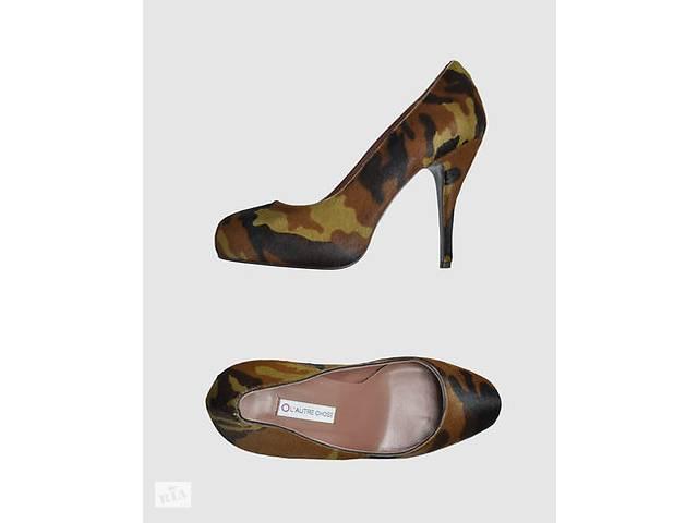 купить бу Нові шкіряні туфлі фірми Lautre Chose розмір 36-36,5 в Черкасах